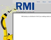 RMI Robotics Website & Graphics