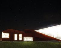 History Learning Center - B.A Architecture