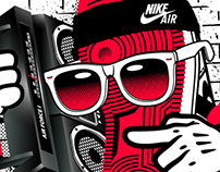 NIKE Apparel Design V