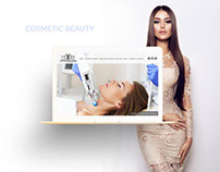 Aesthetica Asia Medical Spa - Website - Wordpress Theme
