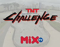 TNT Challenge Skate - Mix TV