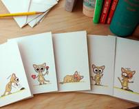 100% Cute, 100% Evil Cards