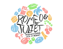 Romeo & Juliet Home Made IceCream