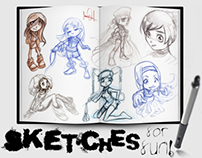 SKETCHES_02 - 2004