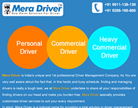 Personal Driver | Commercial | Heavy Commercial Driver