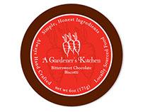 A Gardener's Kitchen Branding