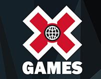 Señalética y cartelería para los X Games Barcelona 2013