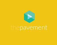 The Pavement │ Rebrand
