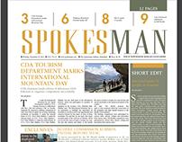 Spokesman Newspaper