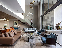 The Villa Apartment by Space Dynamix