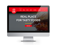 FOODBABA Fast Food Website