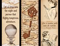 Victorian Bookmarks