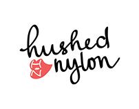 Hushed Nylon Brand Identity