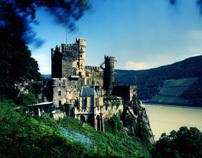Mittel-Rheintal, Birthplace of Romantic in Germany