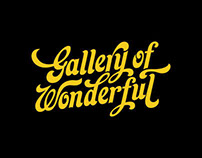 Gallery of Wonderful