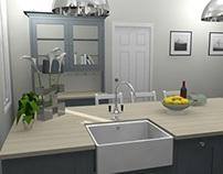 Kitchen Design , Norway