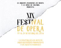 XIX Festival de Opera
