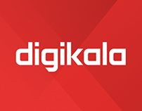 Digikala Re-Branding
