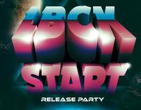 LBCK - Release Party flyer