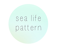 pattern design* sea life*