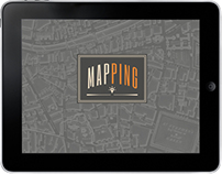 MapPing iPad App