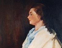 Eakins/Henri inspired portrait