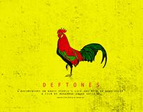 Deftones Film Poster