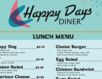 Happy Day's Diner
