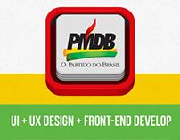 Portal PMDB Nacional