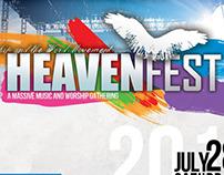 HeavenFest 2012: Branding Promo