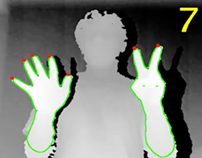 Finger Detection & Counting