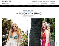 Senior Capstone: REVOLVE Digital Marketing Campaign