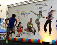 The Fitness Academy Tour (2005-2012)