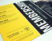 WCHOF Membership Brochure