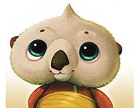 Character Proposal: Kung Fu Panda