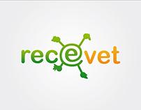 Logotipo Recevet