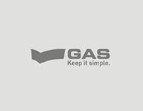 JUST ADD GAS
