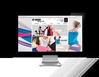 SB CONCEPT official site web design