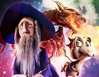 School of Magic - Poster