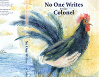 "Book Cover for ""No One Writes to the Colonel"""