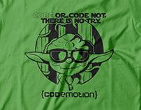 Codemotion 2015 Milano - Shirt