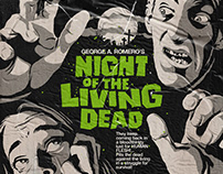 Night of the Living Dead Concepts