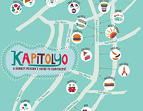 A Hungry Person's Guide to Kapitolyo!