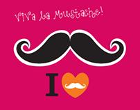 Viva la mustache!