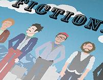 Fictionist Band Branding