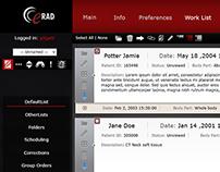 eRAD Web UI