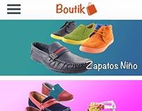 Boutik catálogo digital