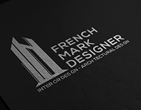 French Mark Designer Logo Design