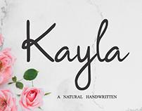 Kayla Font