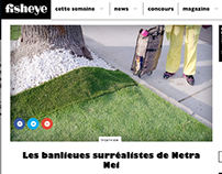 Fisheye Magazine Interview | Paris